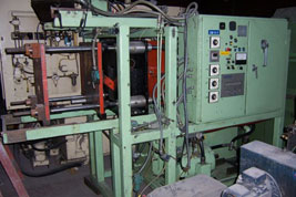 Haysson Econablow 50S500 before Remanufacturing