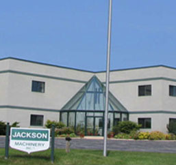 Jackson Machinery, Inc., Pt. Washington, WI