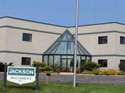 About Jackson Machinery