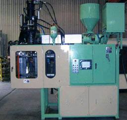 Hayssen Rebuilt Blow Molding Machine